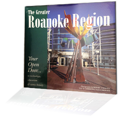 The Greater Roanoke Region Book